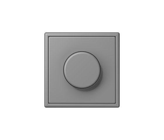LS 990 in Les Couleurs® Le Corbusier | rotary dimmer 32011 gris 31 di JUNG | Interruttori manopola