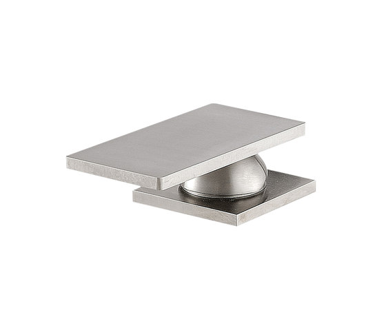 Emotion 5 mm single-lever operating unit for separate wall outlet di CONTI+ | Rubinetteria lavabi
