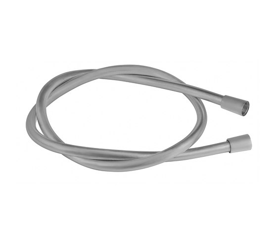 Emotion 5 mm shower hose PVC 1,5 silver by CONTI+   Bathroom taps accessories