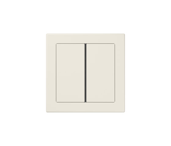 LS Design | F40 push button ivory by JUNG | Push-button switches
