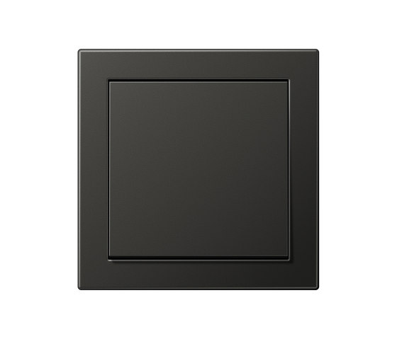 LS Design | switch anthracite by JUNG | Two-way switches