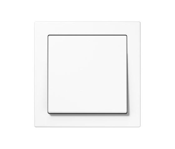 LS Design switch white di JUNG | Interruttore bilanciere