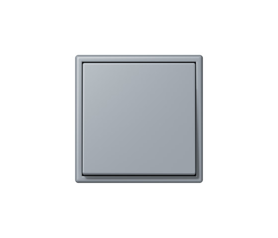 LS 990 in Les Couleurs® Le Corbusier | Schalter 4320O gris clair 59 by JUNG | Two-way switches