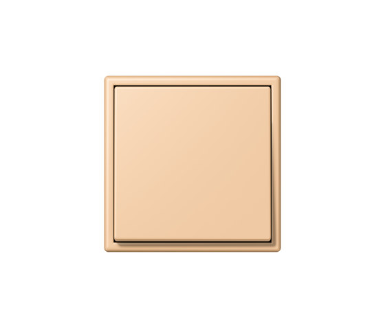 LS 990 in Les Couleurs® Le Corbusier   Schalter 32122 terre sienne claire 31 by JUNG   Two-way switches
