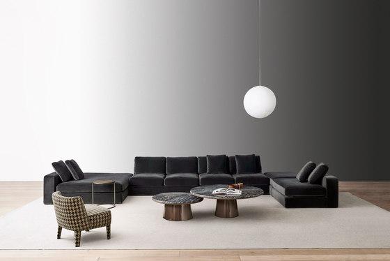Harold Sofa by Meridiani | Sofas