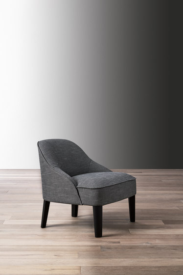 Ida small Armchair by Meridiani | Armchairs