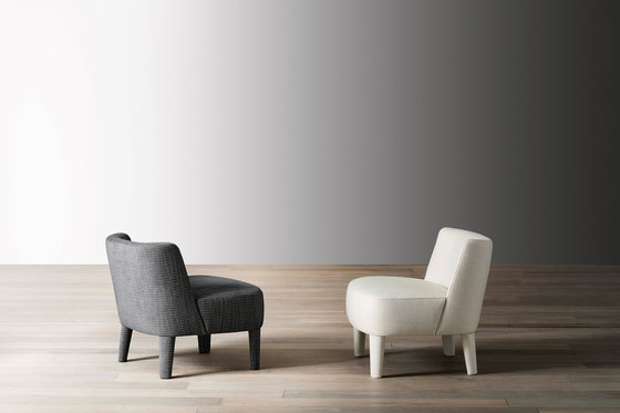 Isabelle Small armchair by Meridiani | Armchairs