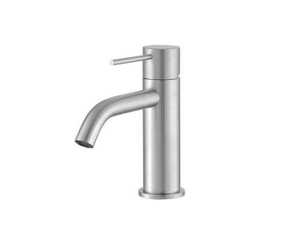 Fasson 40 mm single-lever basin mixer 190 by CONTI+ | Wash basin taps