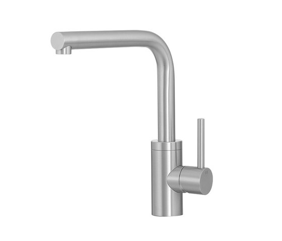 Fasson 40 mm single-lever kitchen tap by CONTI+ | Kitchen taps