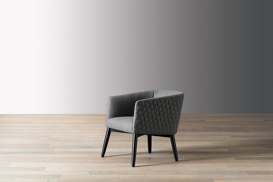 Lolyta Armchair by Meridiani | Armchairs