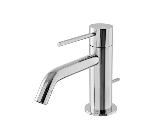 Pur single-lever mixer chromed by CONTI+ | Wash basin taps