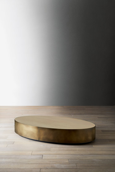Belt Low table de Meridiani | Mesas de centro