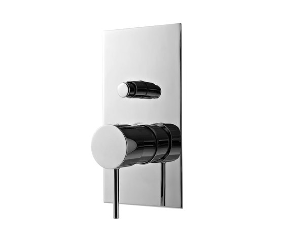 Pur concealed shower tap, chrome by CONTI+ | Shower controls