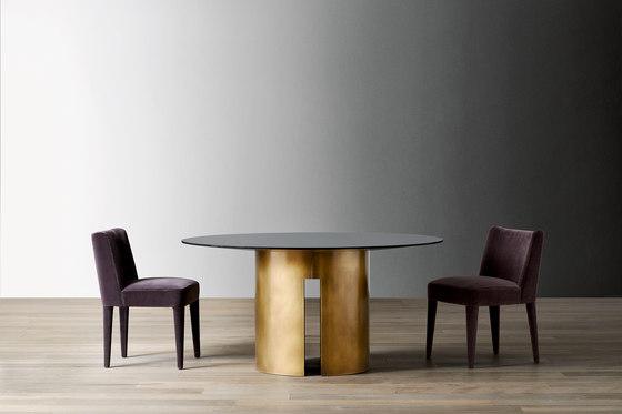 Gong Dining table von Meridiani | Esstische