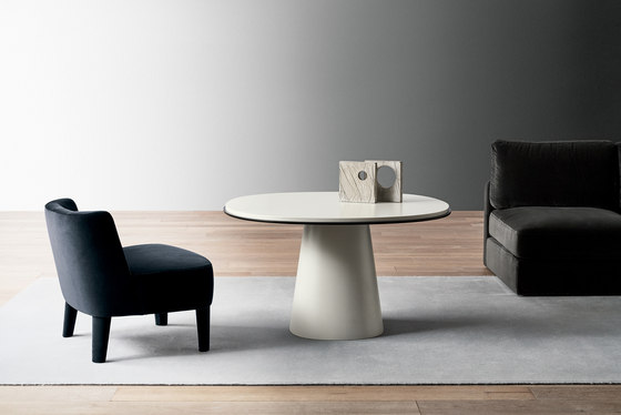 Owen Lounge Table by Meridiani | Dining tables