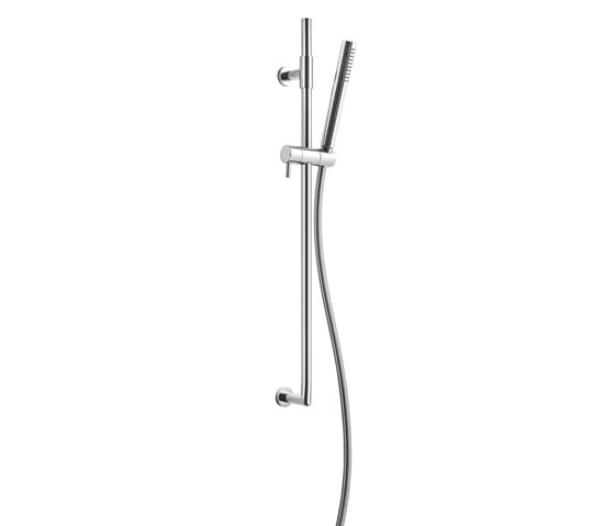 Pur sliding bar for hand held shower by CONTI+ | Shower controls
