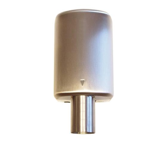 SteelTec Hand dryer, with IR sensor, stainless steel, TURBO, installation behind mirror / cabinet de CONTI+   Secadores de manos