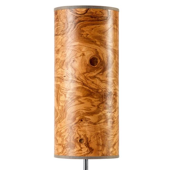 Arboreus | Olivesche-Maser von LeuchtNatur | Tischleuchten