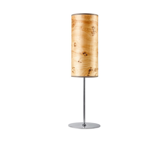 Arboreus | Poplar burl by LeuchtNatur | Table lights