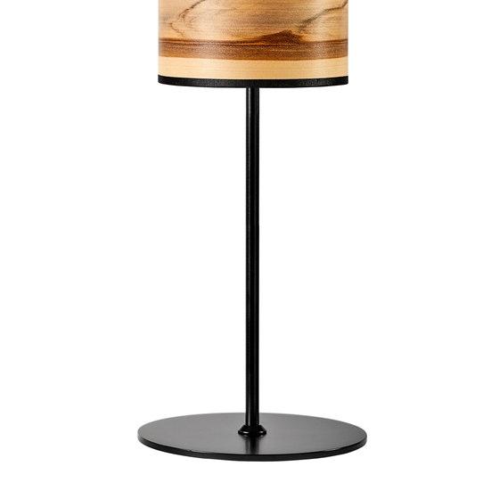 Arboreus | Satin walnut by LeuchtNatur | Table lights