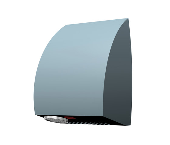SteelTec hand dryer, with IR sensor, RAL, AE DESIGN by CONTI+   Hand dryers