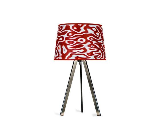 Attica   Rosso von LeuchtNatur   Tischleuchten