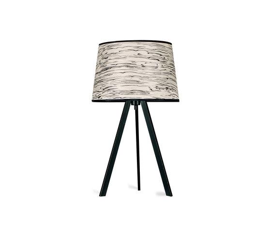 Attica | Silver birch di LeuchtNatur | Lampade tavolo