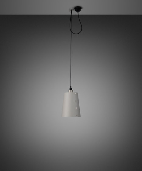 Hooked 1.0 Large | Stone | Steel by Buster + Punch | Suspended lights