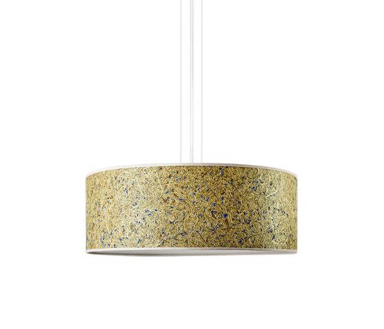 Discus Pendant | Alpine hay by LeuchtNatur | Suspended lights