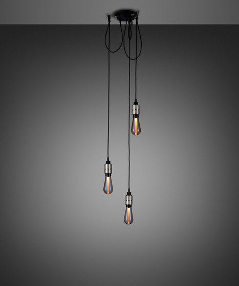 Hooked 3.0 Nude | Steel by Buster + Punch | Suspended lights