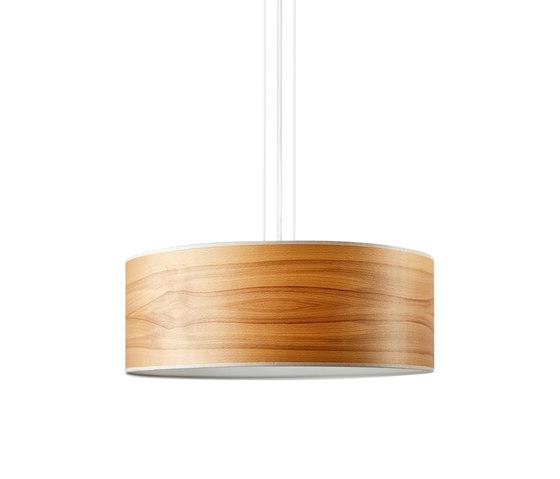 Discus Pendant | Core beech de LeuchtNatur | Suspensions