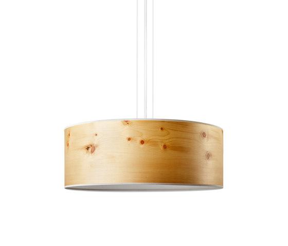 Discus Pendant | Cembra pine di LeuchtNatur | Lampade sospensione