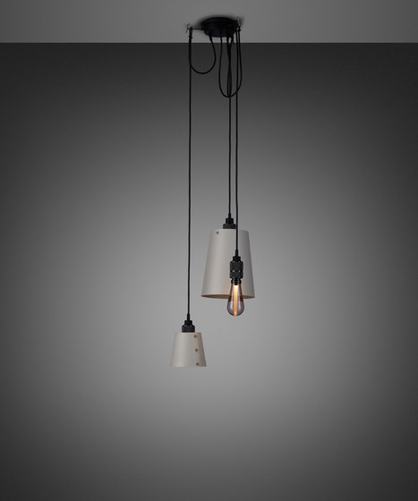 Hooked 3.0 Mix | Stone | Smoked Bronze by Buster + Punch | Suspended lights