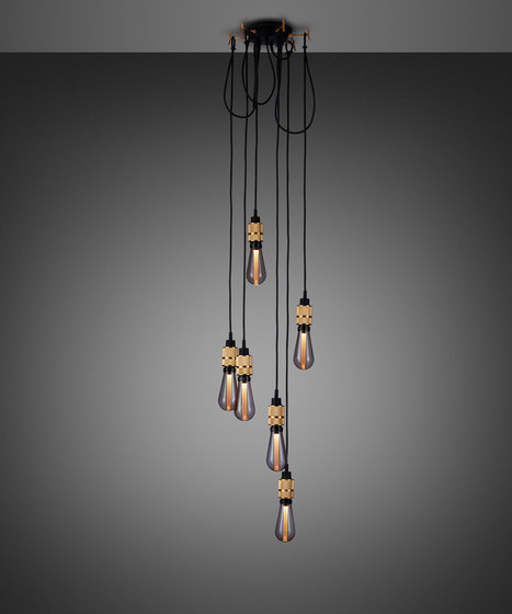 Hooked 6.0 Nude | Brass de Buster + Punch | Suspensions