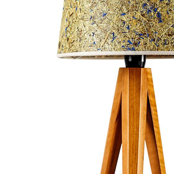 Ligna | Leaves di LeuchtNatur | Lampade tavolo