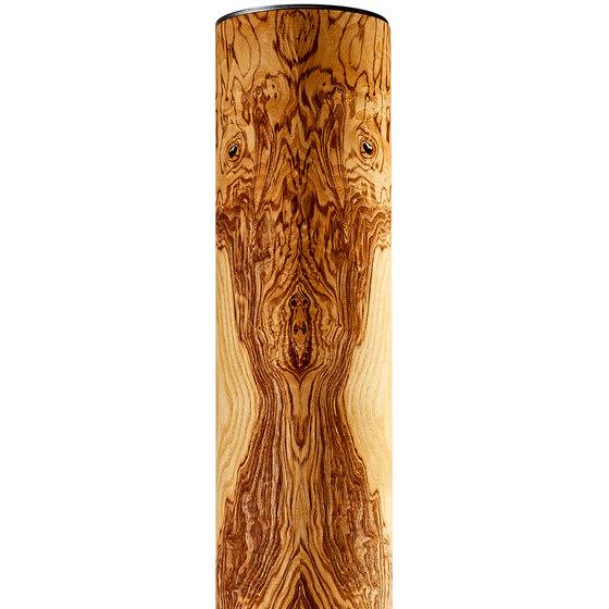 Lucerna   Oliveash burl de LeuchtNatur   Luminaires sur pied