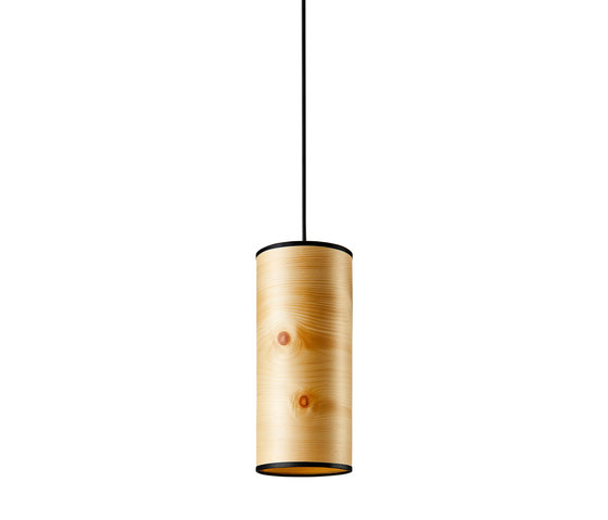 Nux | Cembra pine de LeuchtNatur | Lámparas de suspensión