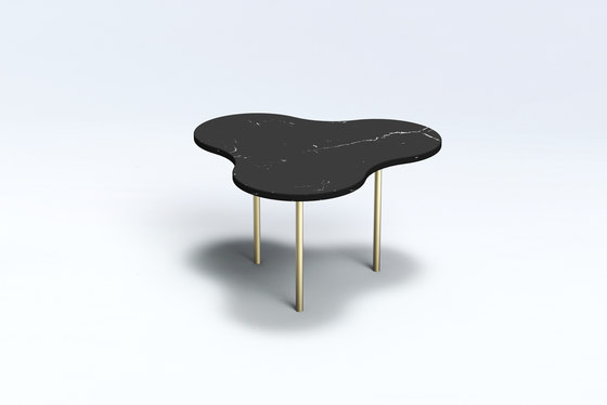 Camo A - Marrble - Nero Marquina by NEO/CRAFT | Coffee tables