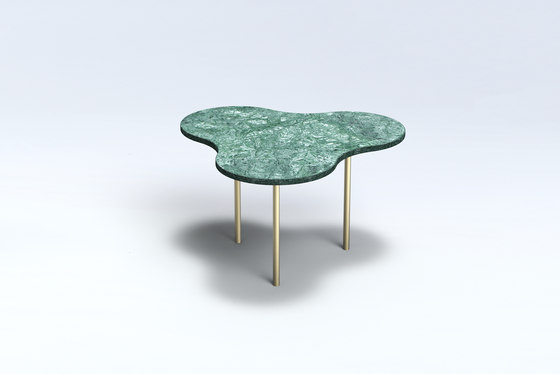 Camo A Marble Verde Alpi Coffee Tables From Neo