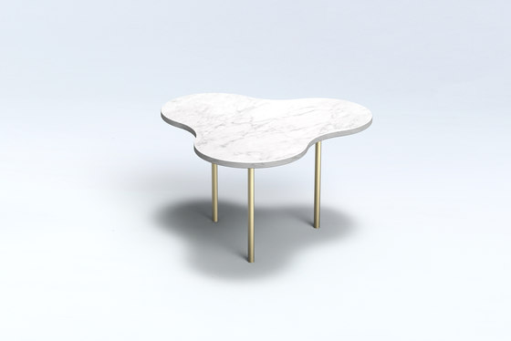 Camo A - Marble - Carrara by NEO/CRAFT   Coffee tables