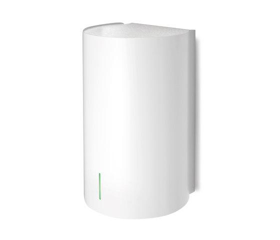 BJÖRK Hand dryer, with IR sensor, white de CONTI+ | Secadores de manos