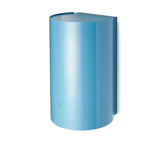 BJÖRK Hand dryer, with IR sensor, RAL de CONTI+ | Secadores de manos