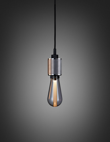Heavy Metal | Steel by Buster + Punch | Suspended lights