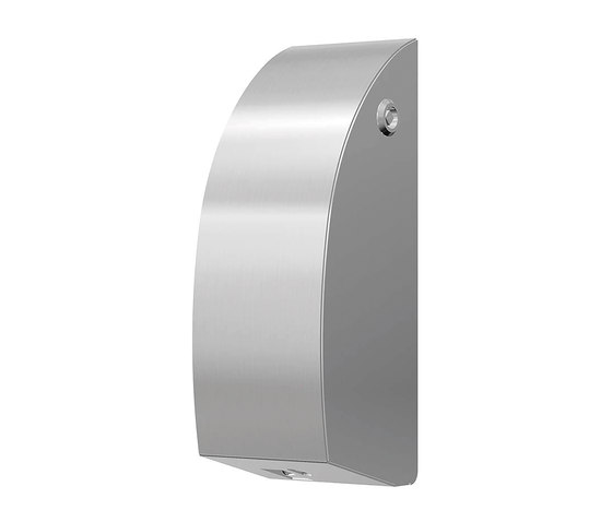 SteelTec soap dispenser, with IR sensor, stainless steel, DESIGN MEDIC de CONTI+ | Dosificadores de jabón