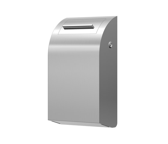 SteelTec sanitary bin sluice DESIGN by CONTI+ | Bath waste bins