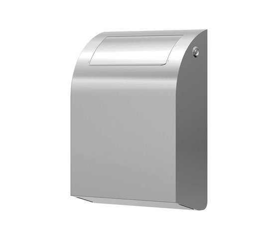 SteelTec waste-/sanitary bin DESIGN by CONTI+ | Bath waste bins