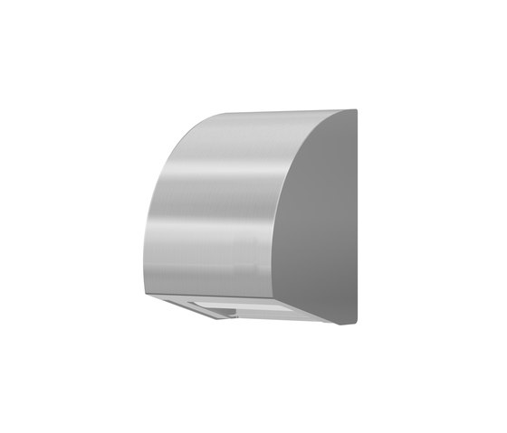 SteelTec toilet paper holder,1 Standard paper roll, DESIGN by CONTI+ | Paper roll holders