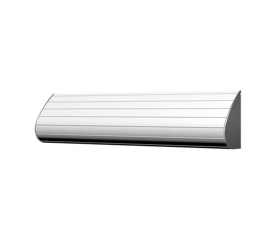 SteelTec paper holder for changing table ALU de CONTI+   Dispensadores de papel