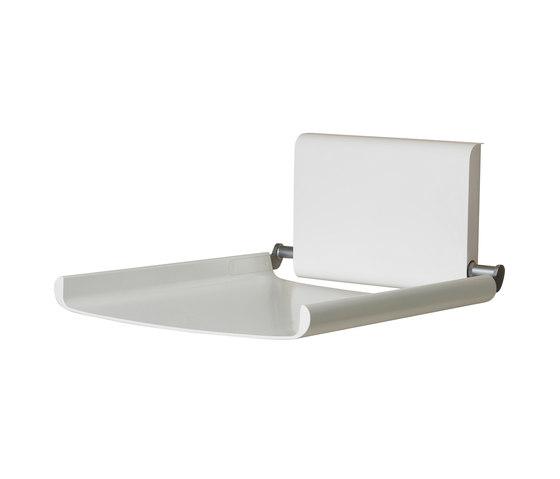 BJÖRK changing table white de CONTI+ | Cambiadores