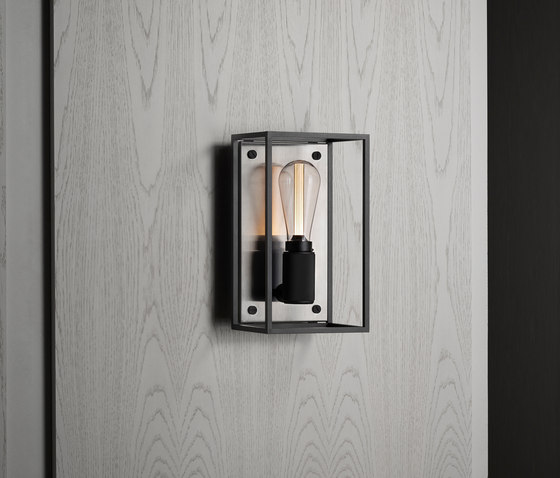 Caged Wall 1.0 Medium / Brushed Steel by Buster + Punch | Wall lights